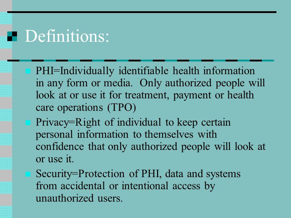 What makes HIPAA new.