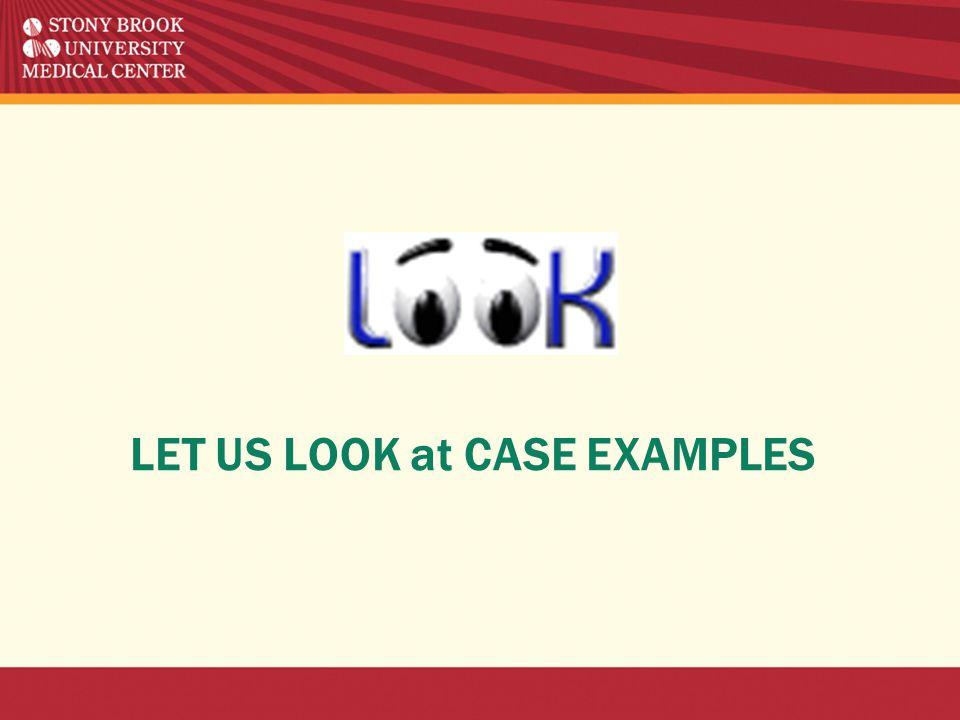 Case # 1 Mr.