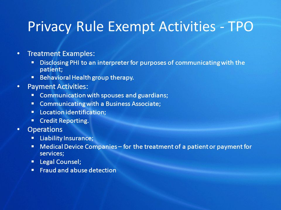 Encryption Safe Harbor continued 74 FR 42740 On the other hand, if a covered entity has decided to use a method other than encryption or an encryption algorithm that is not specified in this guidance to safeguard protected health information, then although that covered entity may be in compliance with the Security Rule, following a breach of this information, the covered entity would have to provide breach notification to affected individuals.
