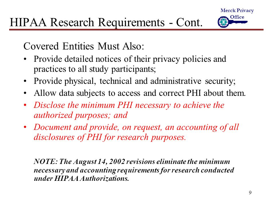 20 Assessing HIPAA Readiness Before engaging a U.S.