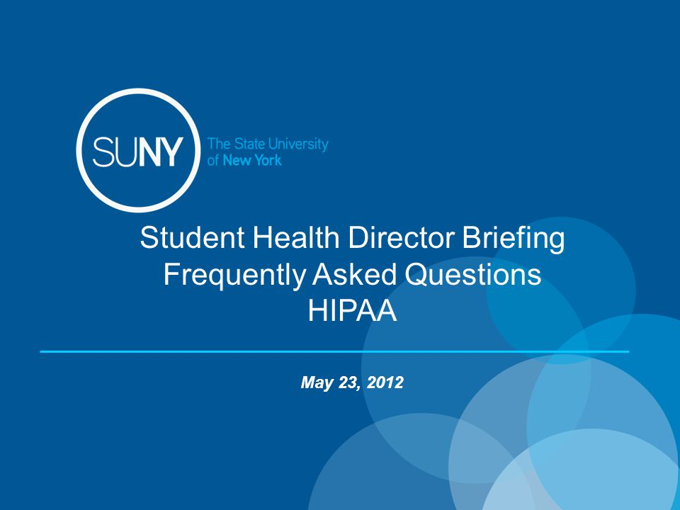 Evaluate Activity – Electronic Health Record 22 In and of itself an electronic health record does not make a institution HIPAA covered, an evaluation of the activities processed through the electronic health record determines whether the entity is HIPAA covered (refer to covered electronic transactions) Note: Even where not HIIPAA covered, institutions should apply the highest in privacy and security safeguards with respect to access, use and transmission of electronic health records.