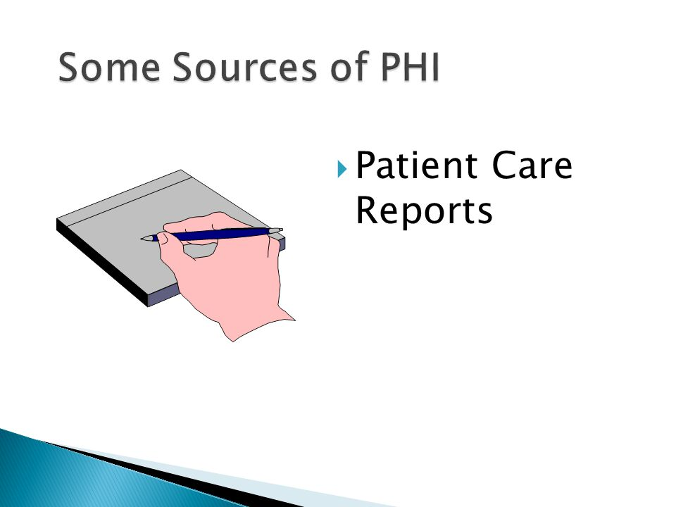  Patient Care Reports