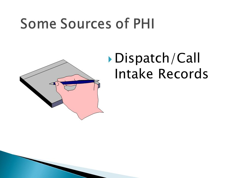  Dispatch/Call Intake Records