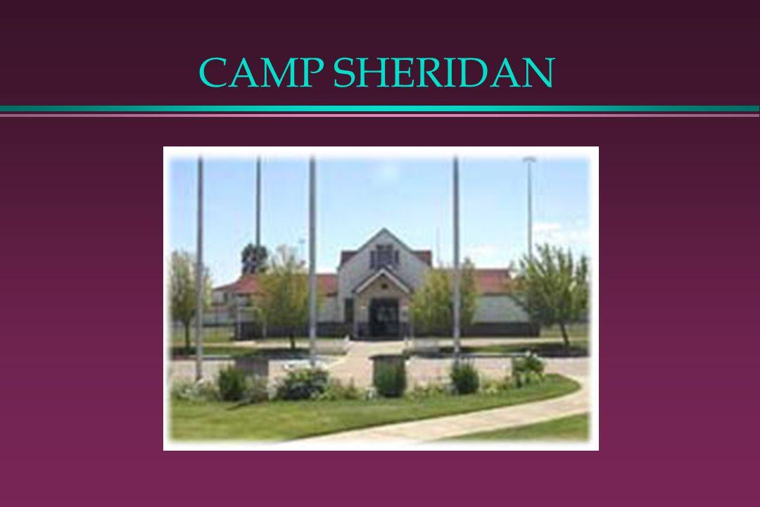 CAMP SHERIDAN