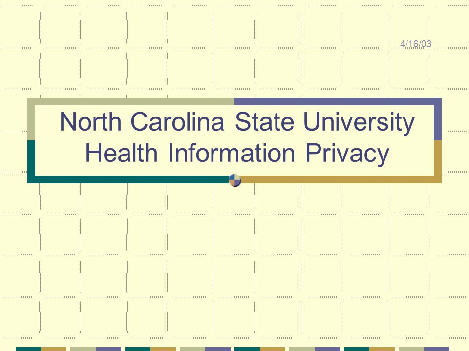 Why do we have FERPA and HIPAA.
