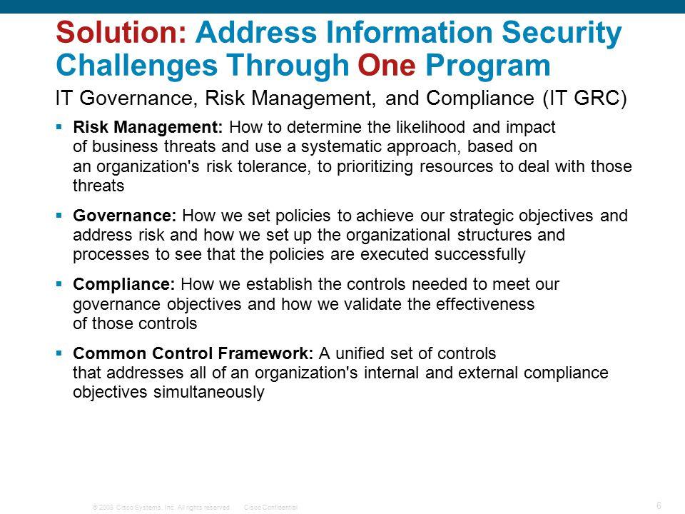 © 2008 Cisco Systems, Inc.