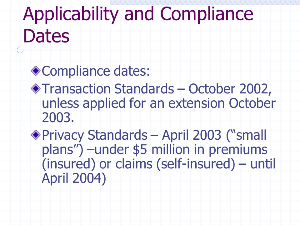 Privacy Standards – Uses and Disclosure Limits Group health plan can only use or disclose PHI, absent a specific written authorization from the subject, for Treatment, payment or health care operations purposes; For certain public policy related purposes; and Where the beneficiary has been told about plan policy of disclosures to certain persons involved in the beneficiaries' care (right to opt out)