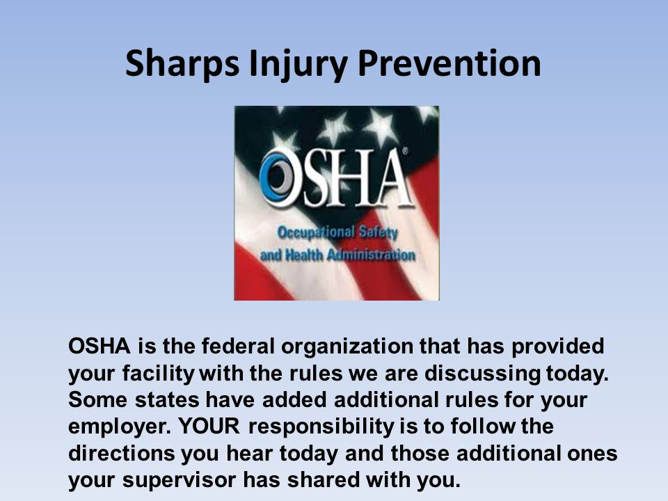 Sharps Injury Prevention Towels offer NO PROTECTION for a safe zone !!!!!!