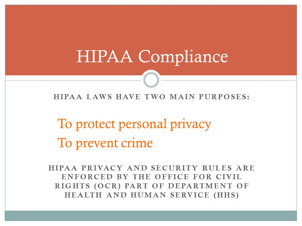 Disclosing PHI – A Serious Offense When someone's Protected Health Information (PHI) is disclosed, it becomes a serious offense  The most severe fine imposed for HIPAA violations includes $50,000 per violation  Maximum of $1.5 million-per-year for violations of an identical provision, as well as imprisonment