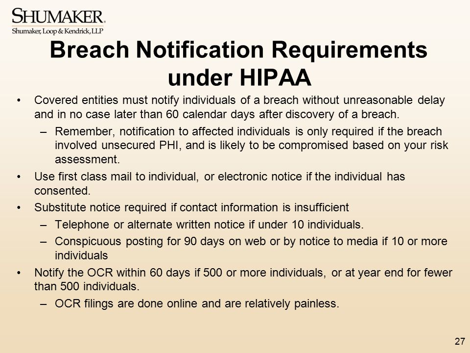 image gallery hipaa breach notification letter