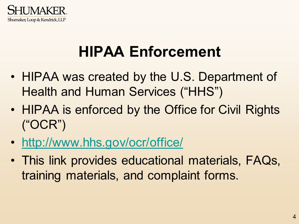 What is a Breach Under HIPAA.
