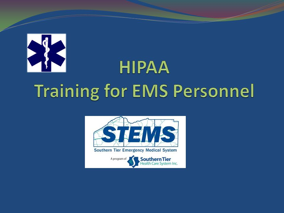 Using PHI – Family & Friends One exception is information request from family, friends or other individuals involved in care or payment arrangements for the patient EMS personnel can grant limited requests with the approval of the patient or by using professional judgment when the patient is incapacitated