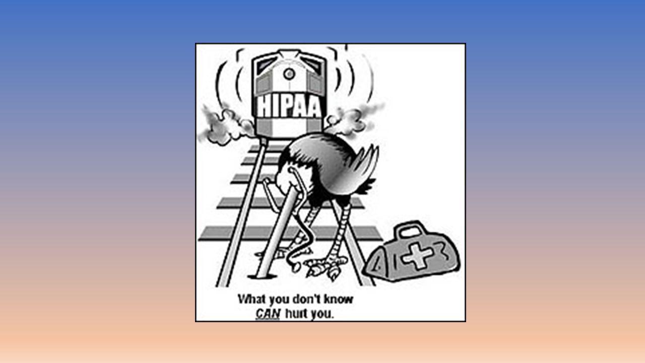 HIPAA Committee Example Organization