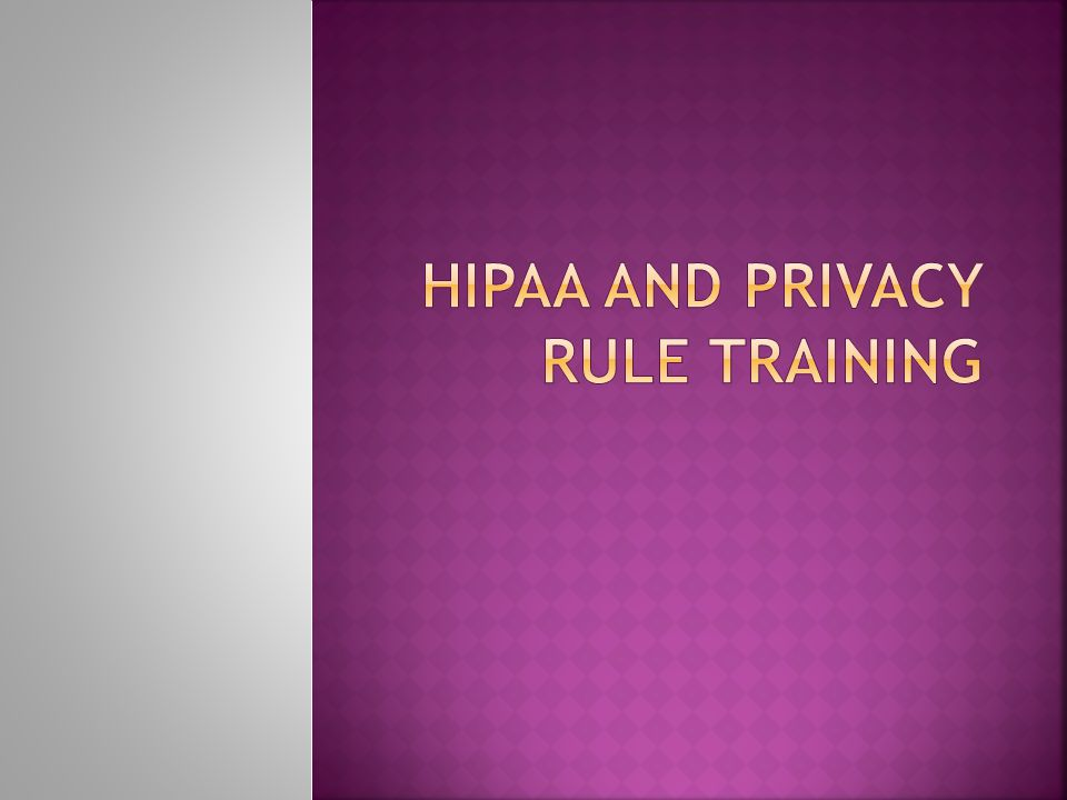  You can disclose PHI to a person authorized to have the PHI.