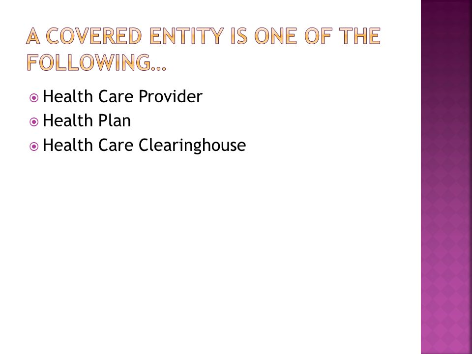 Payment means activities of:  Health care providers to obtain payment or be reimbursed for their services.