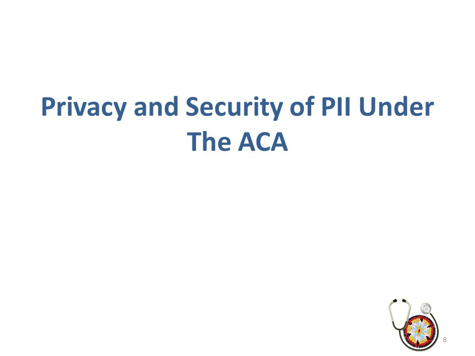 Compliance with HIPAA is not Enough I/T/Us are required to comply with the HIPAA Privacy, Security and Breach Notification Rules as to the PHI created, maintained, or transmitted.