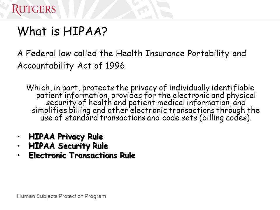 The Hipaa 837i And Ub 04 Contain