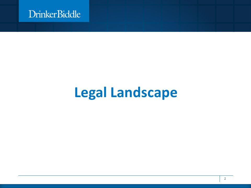 Legal Landscape 2
