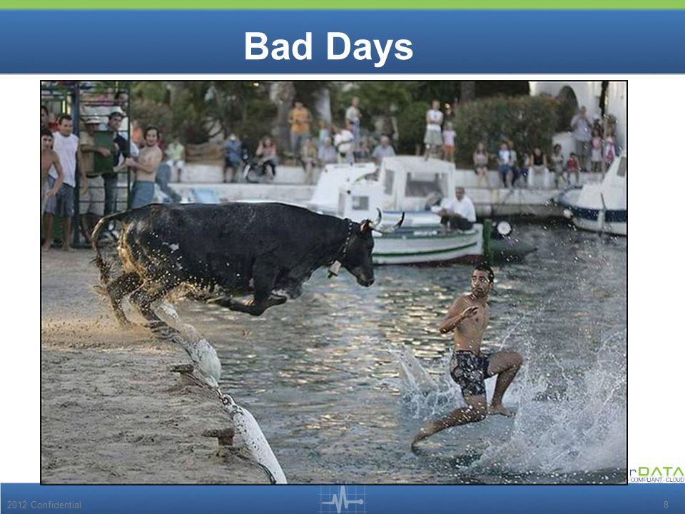 2012 Confidential Bad Days 8