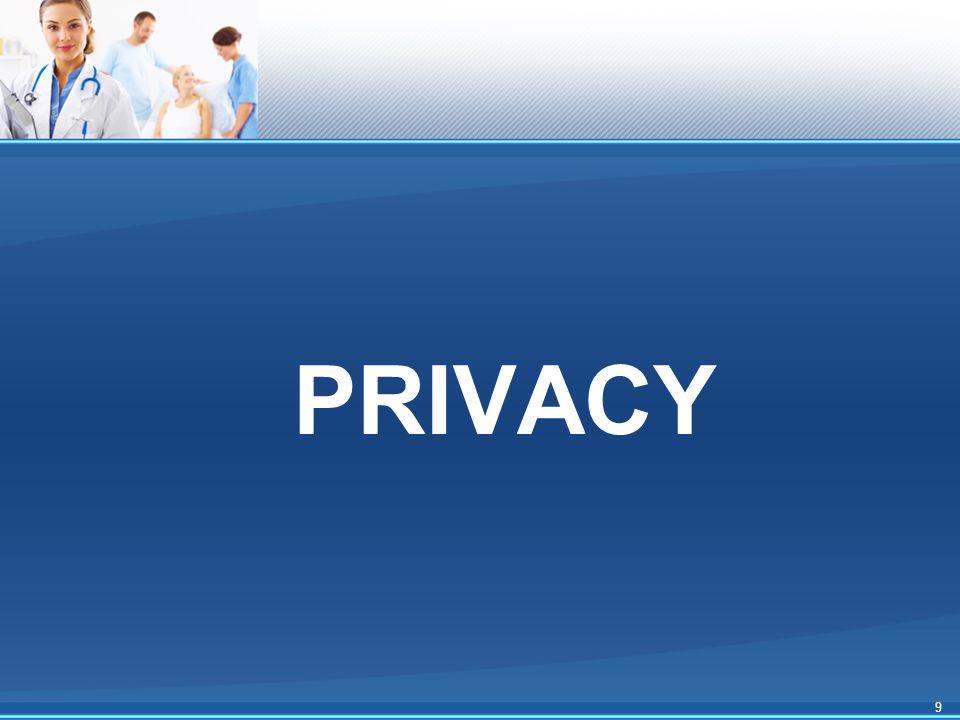 PRIVACY 9