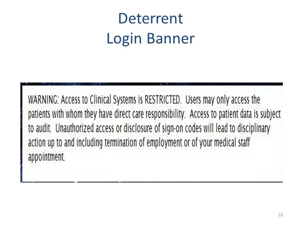 Deterrent Login Banner 16