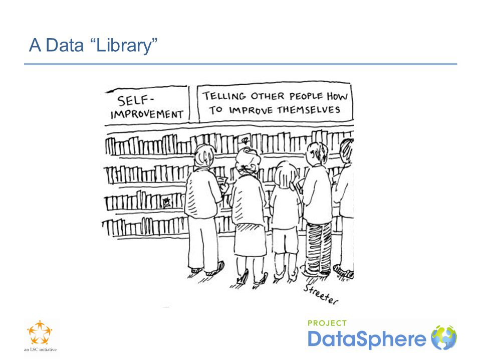 A Data Library 15