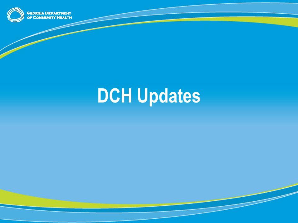 30 DCH Updates