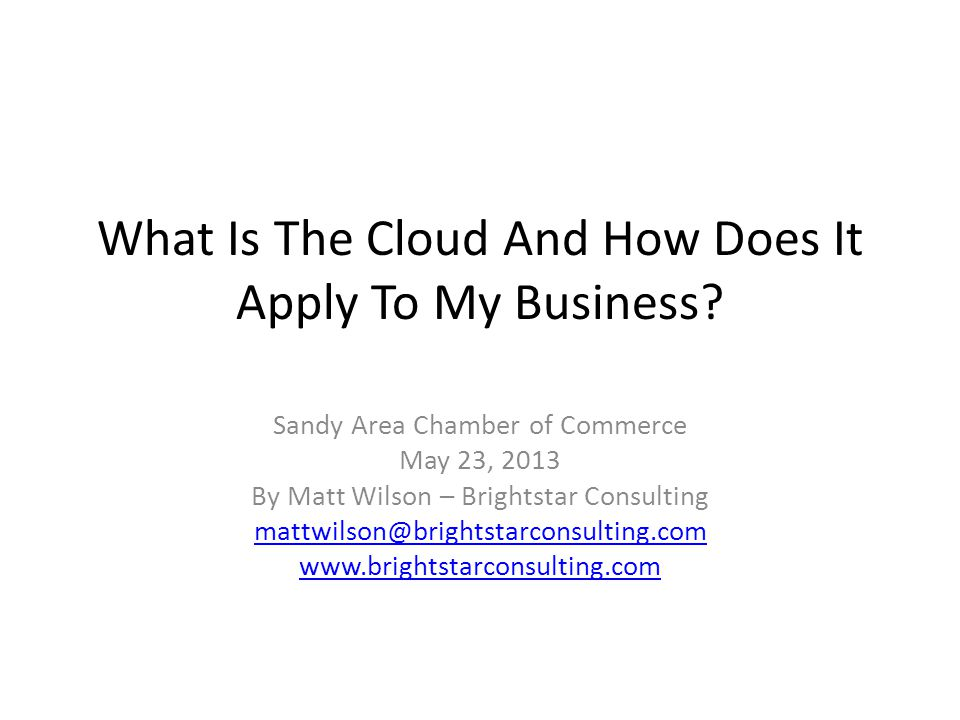 Considerations with Cloud Services How does a cloud service provider approach security.