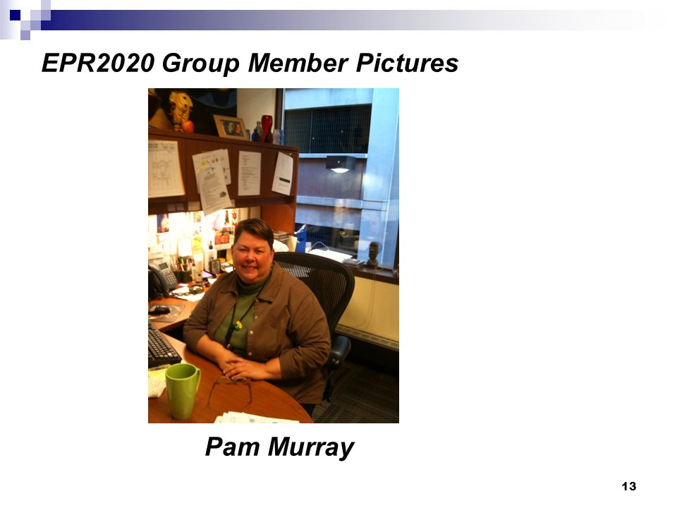 13 EPR2020 Group Member Pictures Pam Murray