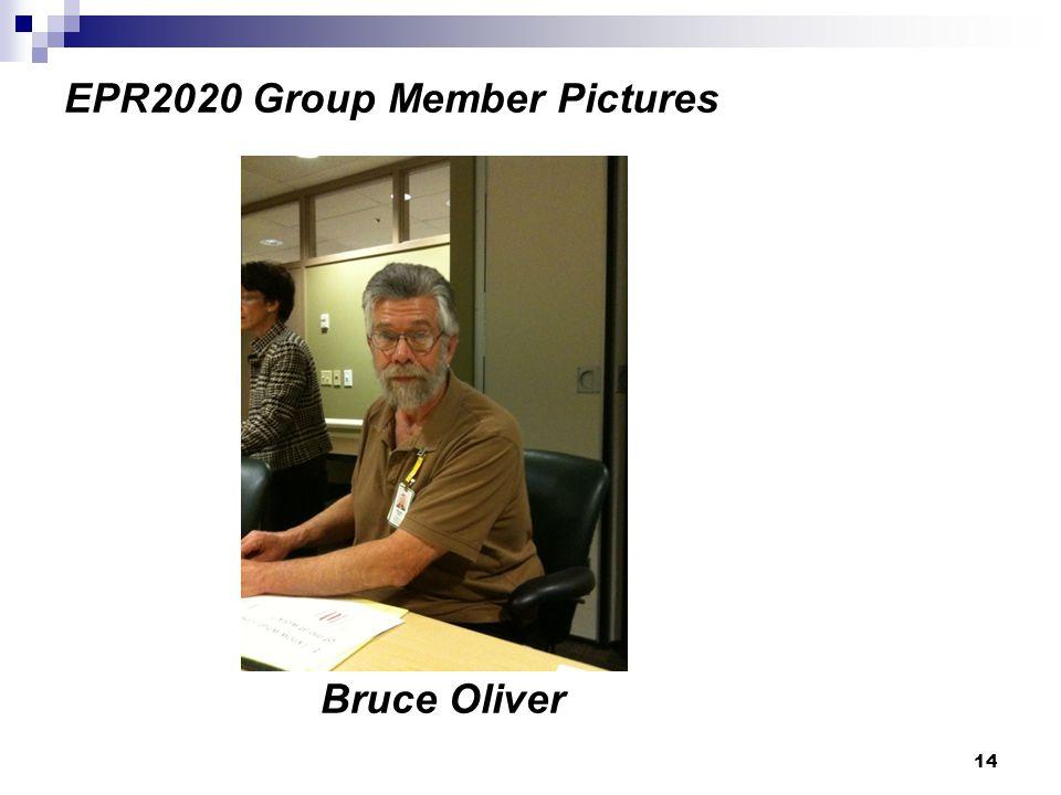 14 EPR2020 Group Member Pictures Bruce Oliver