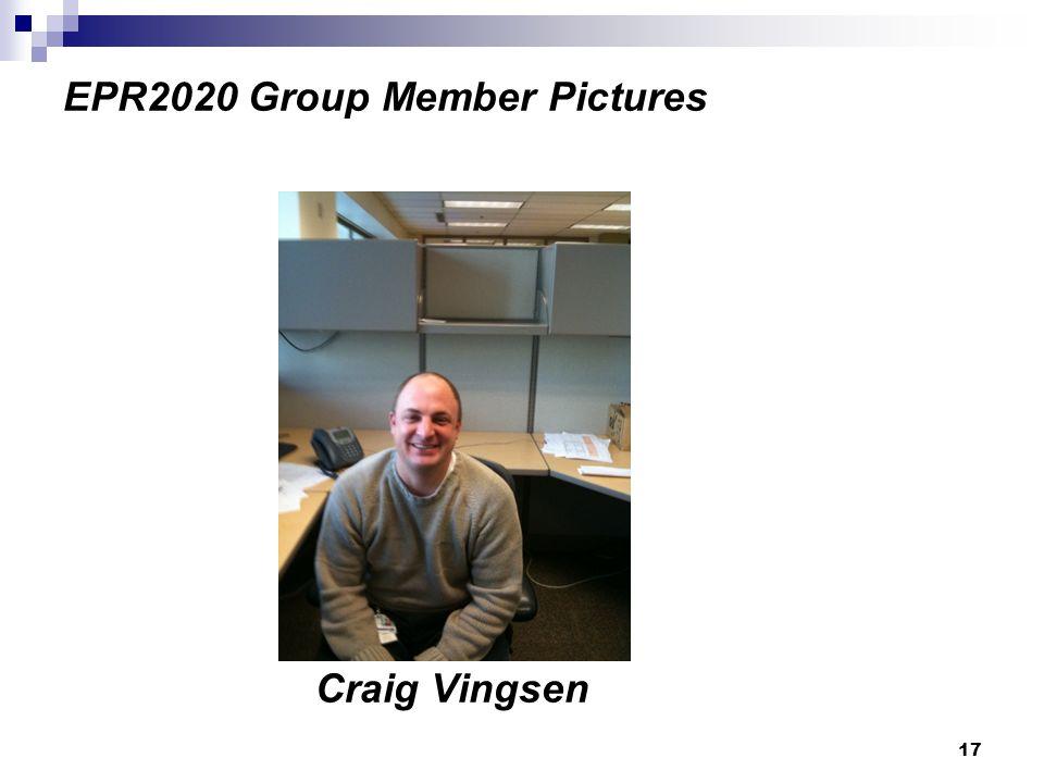 17 EPR2020 Group Member Pictures Craig Vingsen
