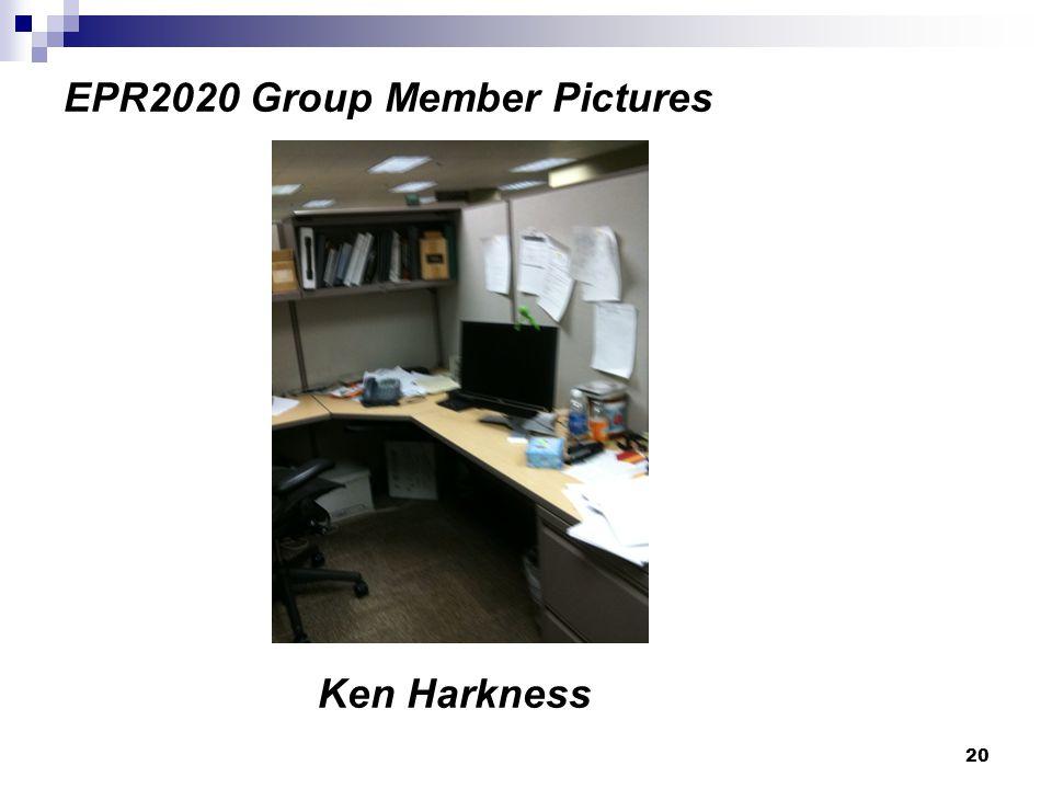 20 EPR2020 Group Member Pictures Ken Harkness