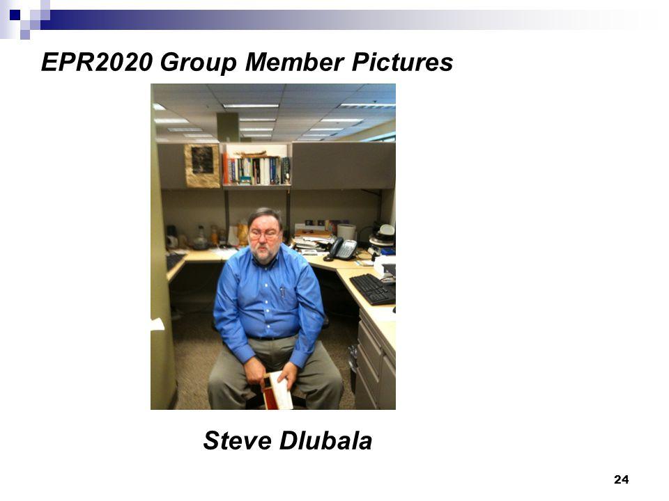 24 EPR2020 Group Member Pictures Steve Dlubala