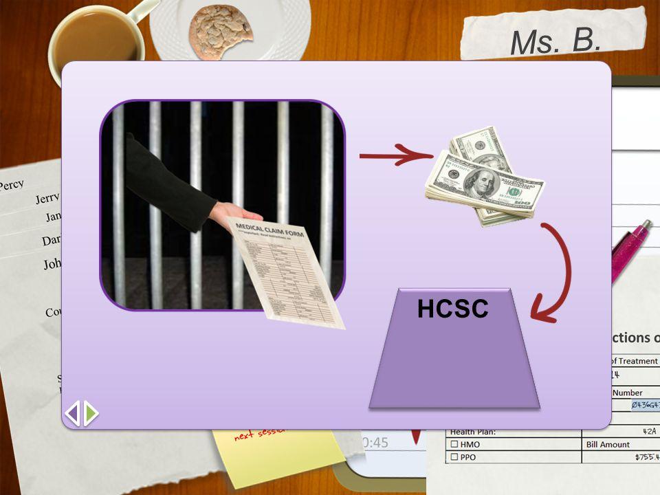 Ms. B. Skloss HCSC