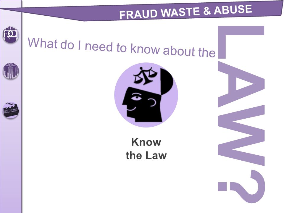 ACTION STEPS Correct What happens after the suspected fraud is reported.