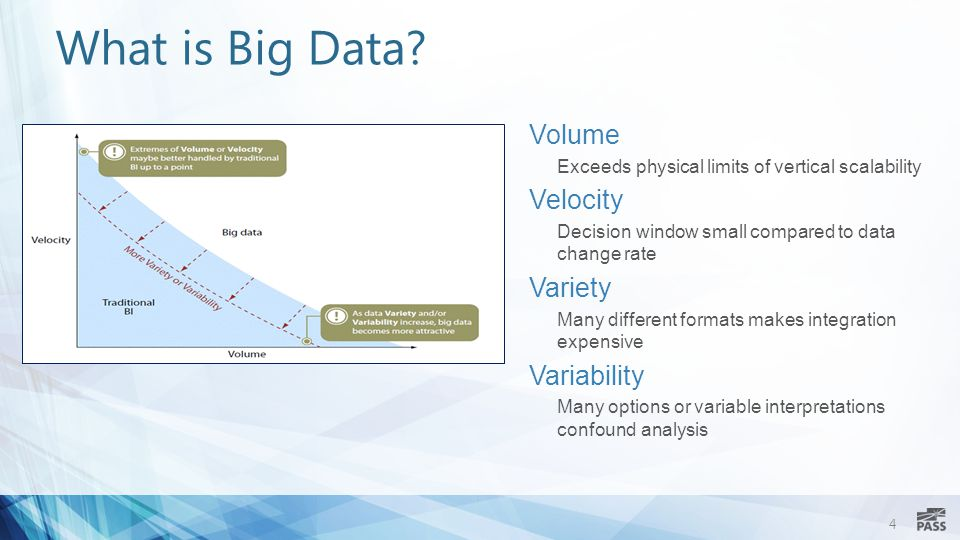 4 What is Big Data.