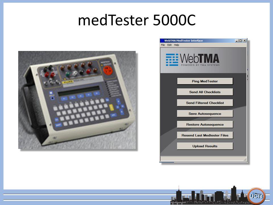 medTester 5000C