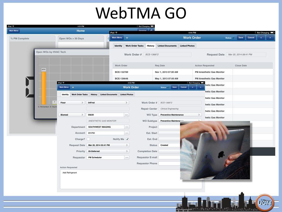 WebTMA GO