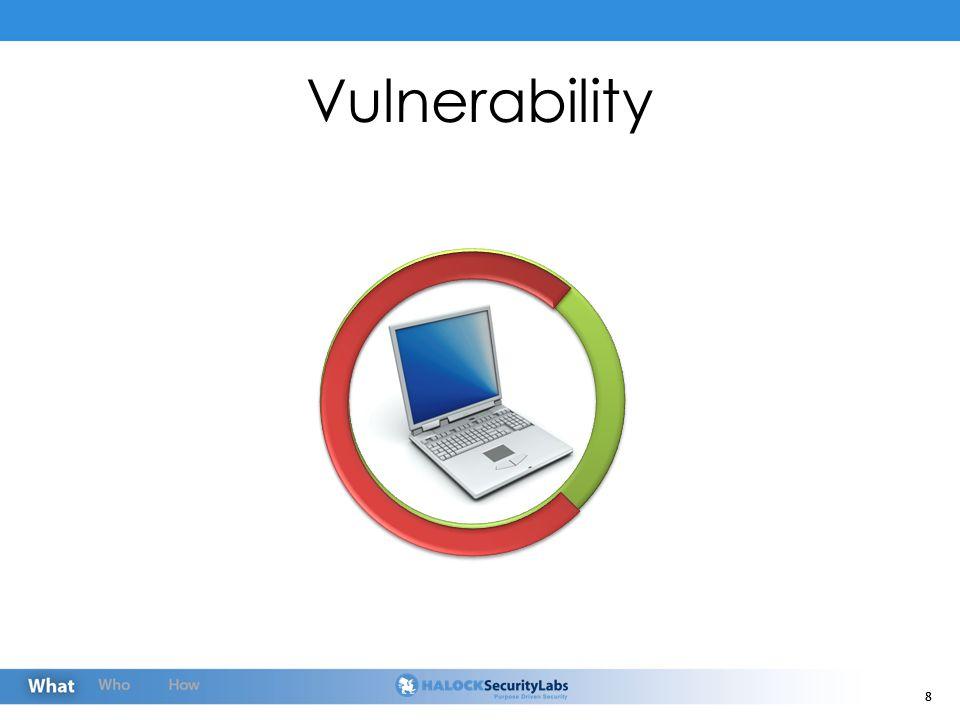 8 8 Vulnerability