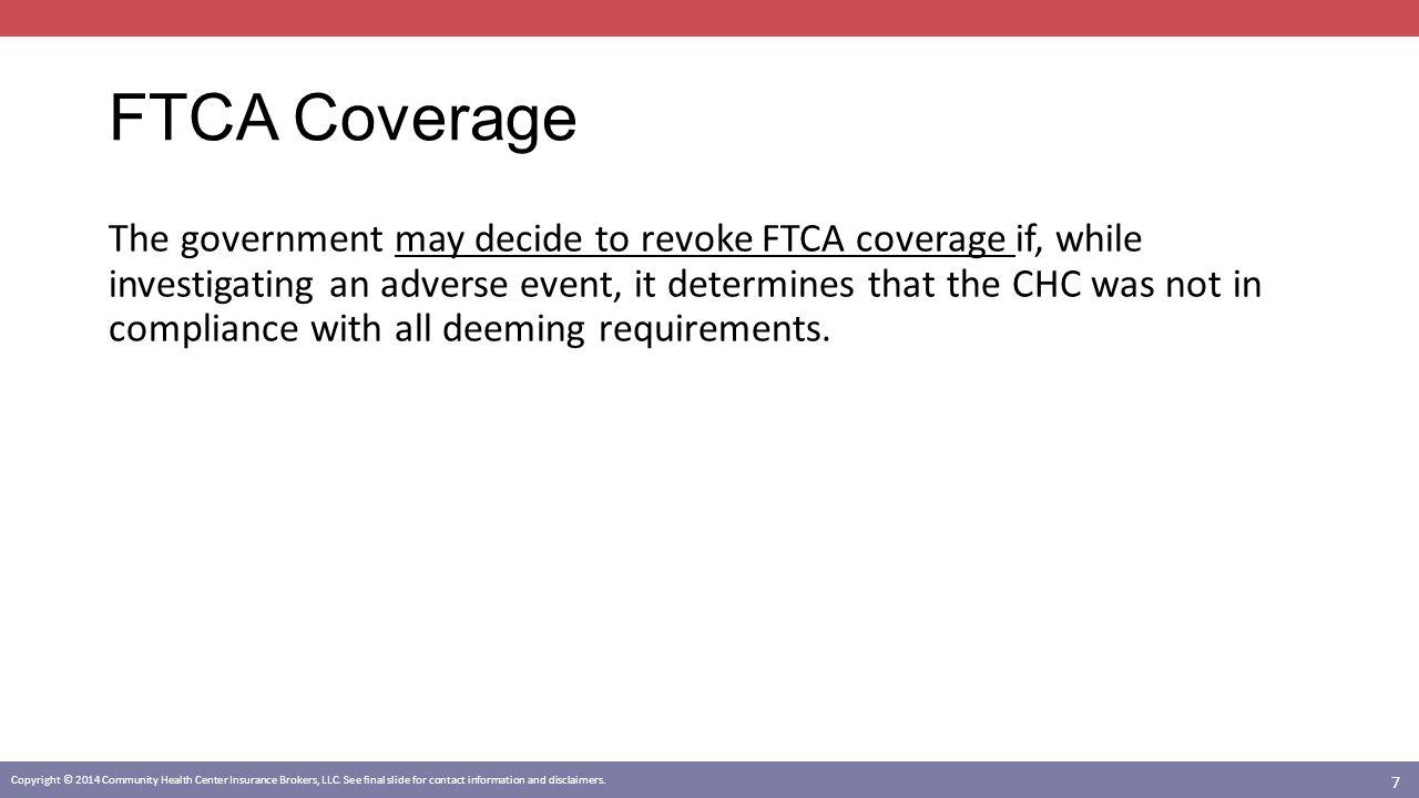 Copyright © 2014 Community Health Center Insurance Brokers, LLC.