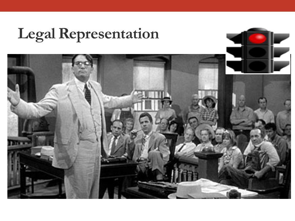 Legal Representation