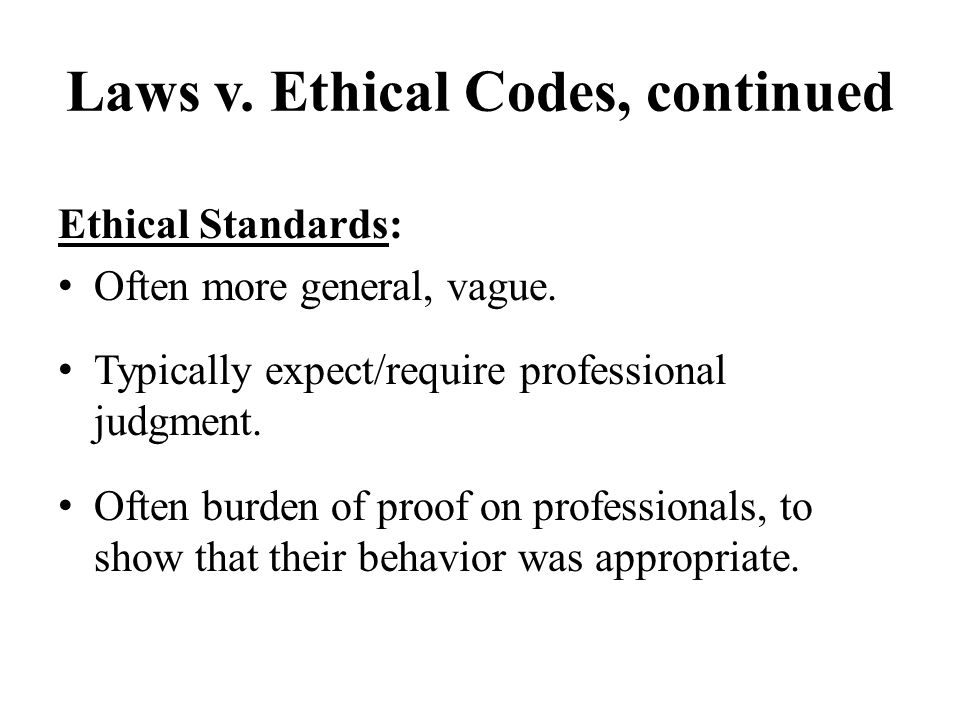 Ethical & Legal Decision Making Model 1.Describe the parameters of the situation.