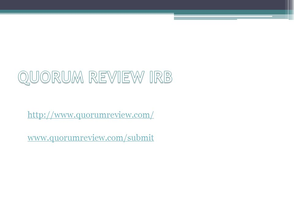 http://www.quorumreview.com/ www.quorumreview.com/submit