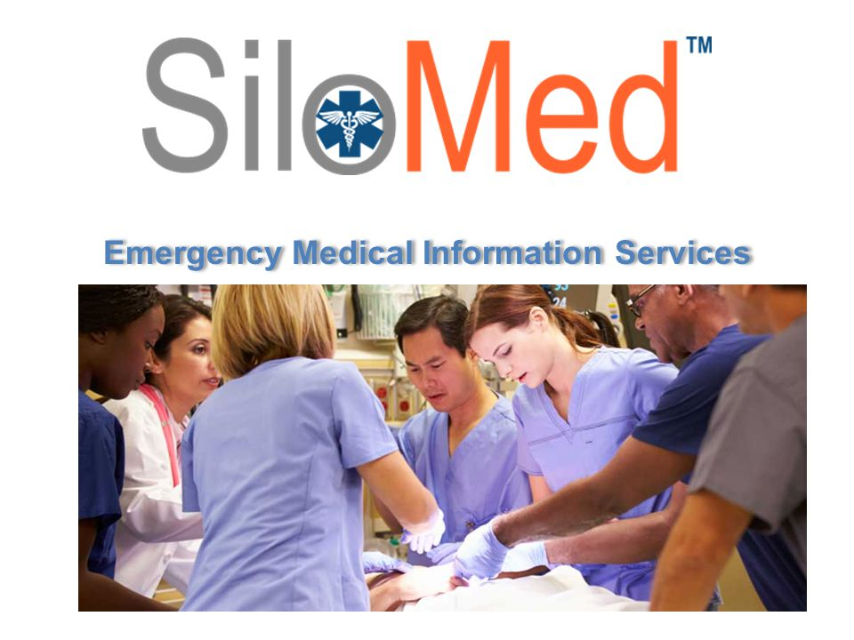 Emergency Medical Information Services