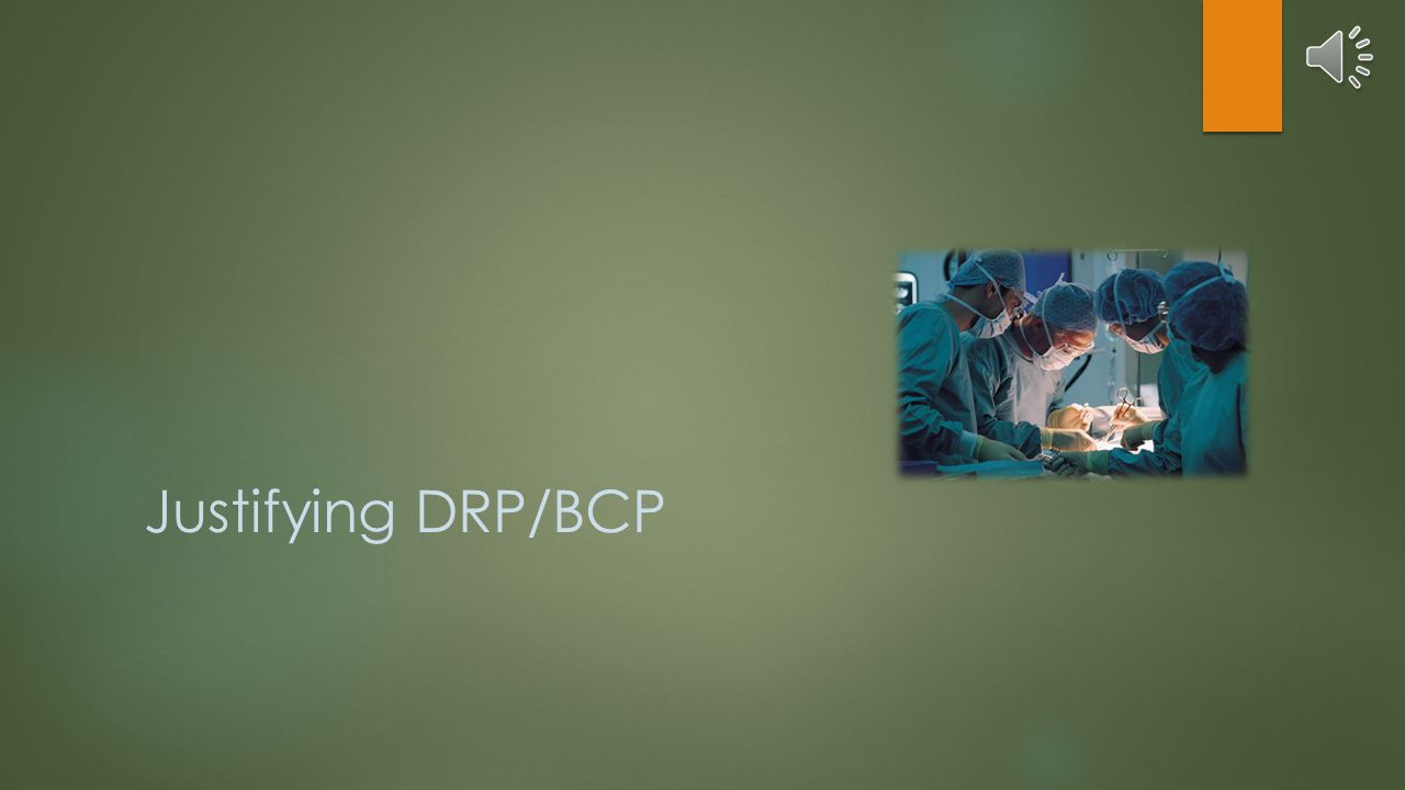 DRP/BCP PCI Compliance HIPAA/HITECH  45 CFR 164.308(a)(7) Disaster recovery plan (Required).