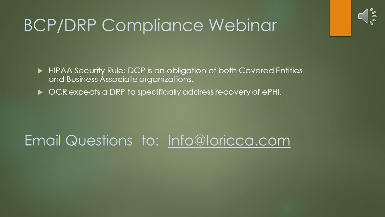Compliance Round-Up Webinars 2 nd Tuesday of each month info@aegis-compliance.com www.aegis-compliance.com/compliance-roundup-webinars