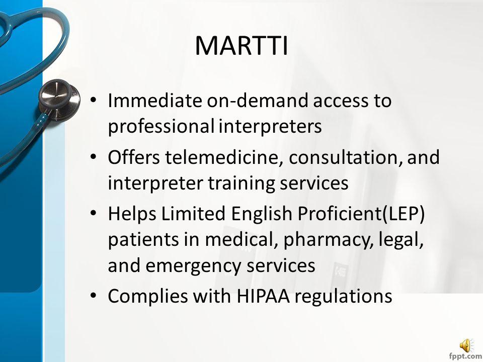ENTER: MARTTI