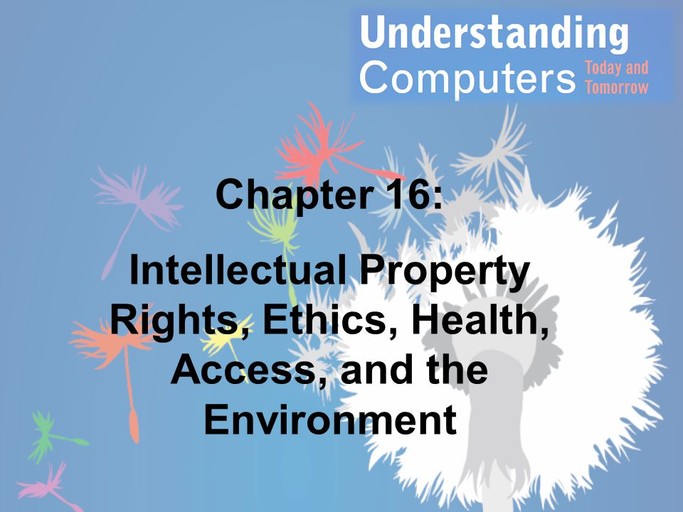 Environmental Concerns Understanding Computers: Today and Tomorrow, 14th Edition 62