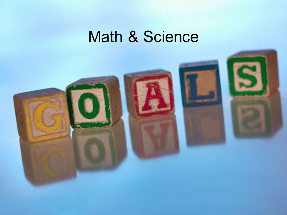 Math & Science