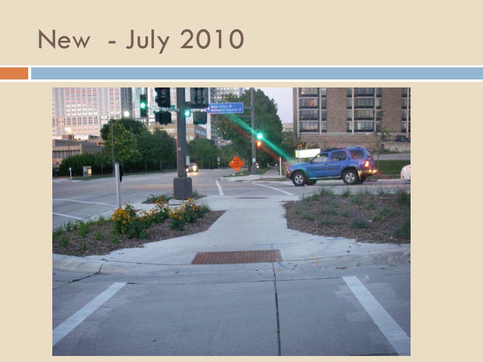 Transit & Pedestrian Improvements
